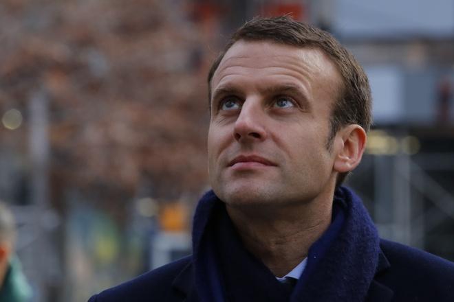 Phap: Le Pen tranh cu voi cam ket 'chong toan cau hoa' hinh anh 2