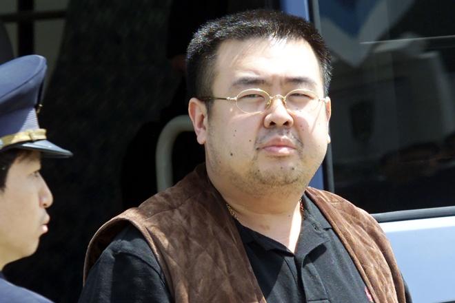Nhung phut cuoi cung cua ong Kim Jong Nam tai Malaysia hinh anh 1