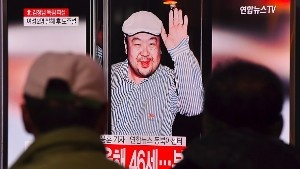 Trieu Tien yeu cau tra thi the ong Kim Jong Nam hinh anh