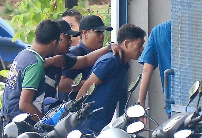 Malaysia tha nghi pham Trieu Tien vu nghi an Kim Jong Nam hinh anh