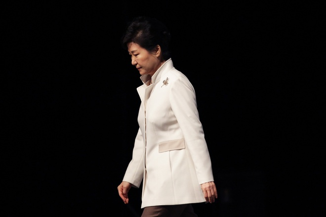 Hon 200 ngay Han Quoc rung dong vi be boi cua ba Park Geun Hye hinh anh