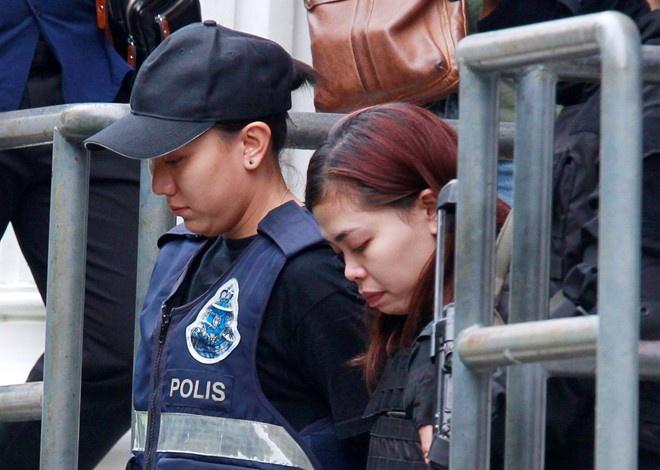 Nhan vat bi an du co gai trong nghi an Kim Jong Nam hinh anh