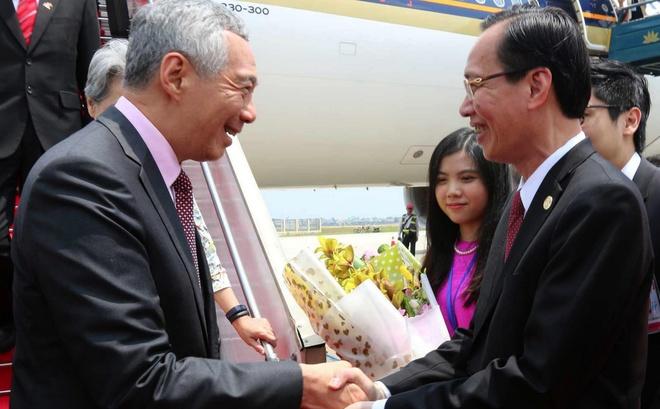 Thu tuong Ly Hien Long: TP.HCM thay doi manh me sau 10 nam hinh anh
