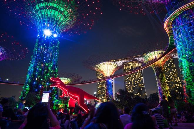 Cong cuoc lap bien mo dat cua Singapore hinh anh