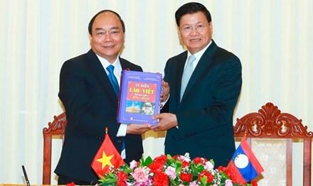 Viet Nam va Lao nhan manh vai tro tu do hang hai o Bien Dong hinh anh 1