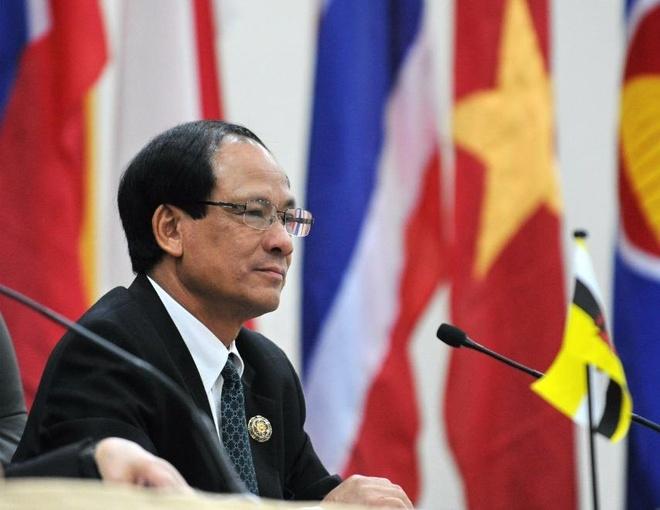 Tong thu ky ASEAN len tieng sau khi Trieu Tien cau cuu hinh anh
