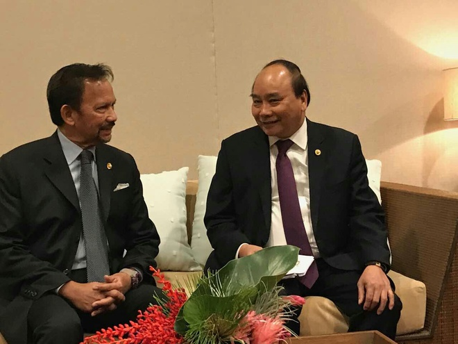 Thu tuong Nguyen Xuan Phuc: ASEAN la mot hinh mau thanh cong hinh anh 2