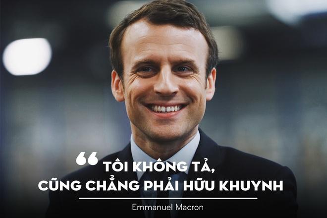 Duong toi Dien Elysee cua tong thong dac cu Macron hinh anh
