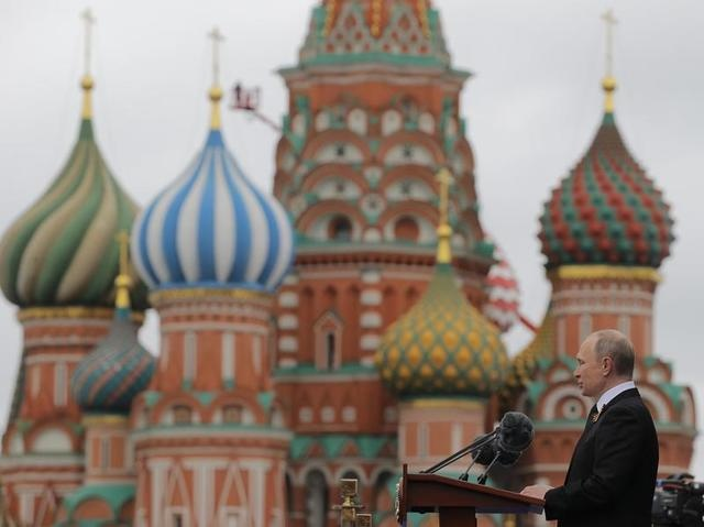 Putin: Khong the luc nao co the danh bai nuoc Nga hinh anh