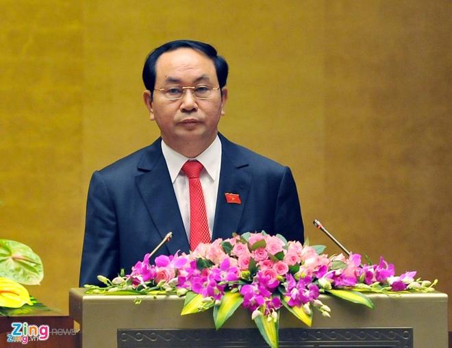 Chu tich nuoc: Viet Nam dac biet coi trong hop tac voi Trung Quoc hinh anh 1