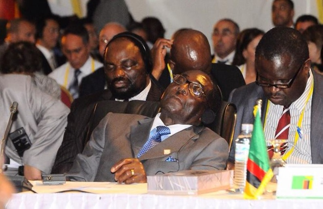 tong thong Zimbabwe 93 tuoi anh 1