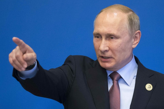 Putin len an Trieu Tien thu ten lua, nhung ngan My de doa hinh anh 1