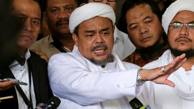 Lanh dao Hoi giao o Indonesia bi to pham luat chong khieu dam hinh anh