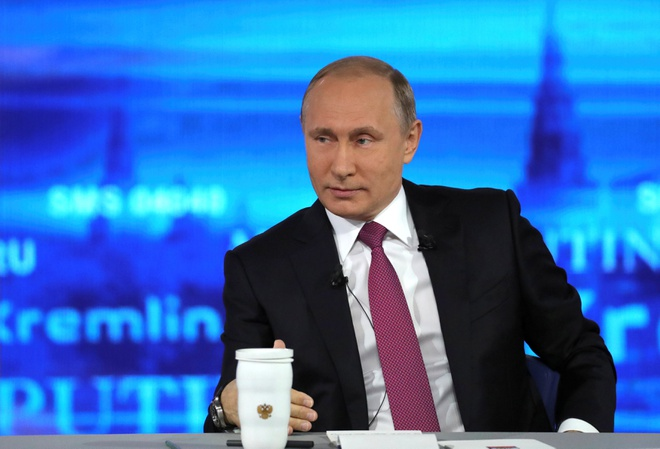 Tong thong Putin muon binh thuong hoa quan he Nga - My hinh anh 1