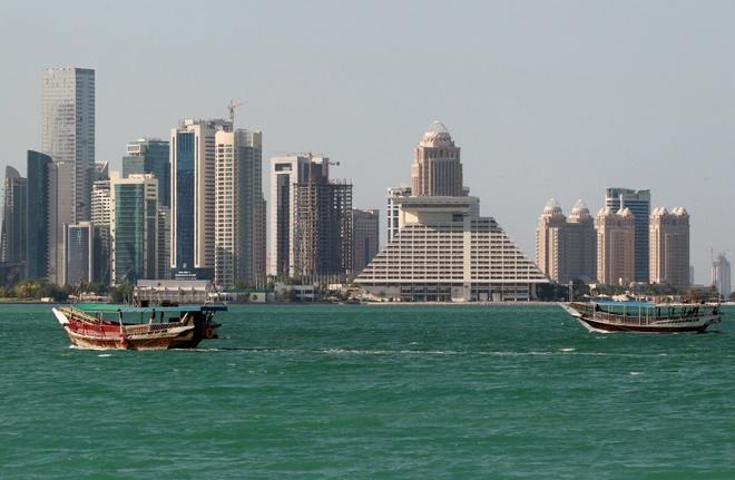 Nguoi Viet Nam o Qatar khong gap xao tron lon vi khung hoang hinh anh