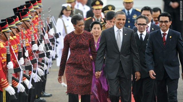 Obama sap ve tham 'que huong tuoi tho' Indonesia hinh anh 1
