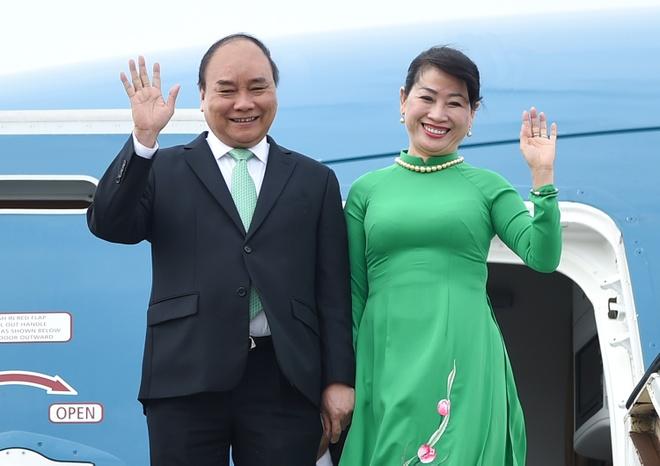Thu tuong Nguyen Xuan Phuc bat dau tham Ha Lan hinh anh