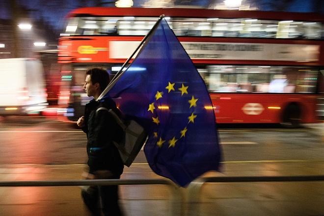 Anh - EU bat dau dam phan Brexit vong 1 hinh anh
