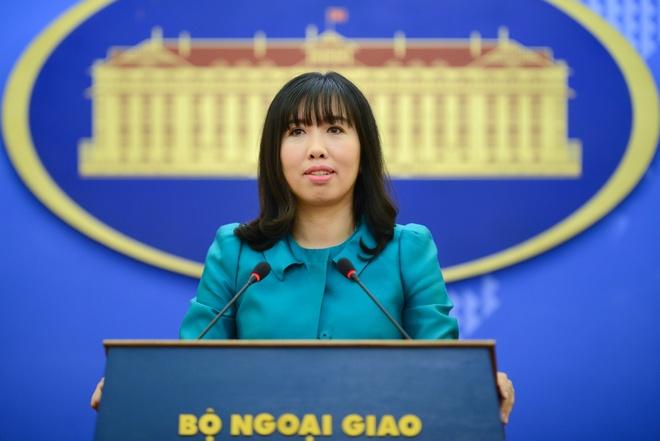 Viet Nam phan doi Trung Quoc xay dung rap phim o Hoang Sa hinh anh