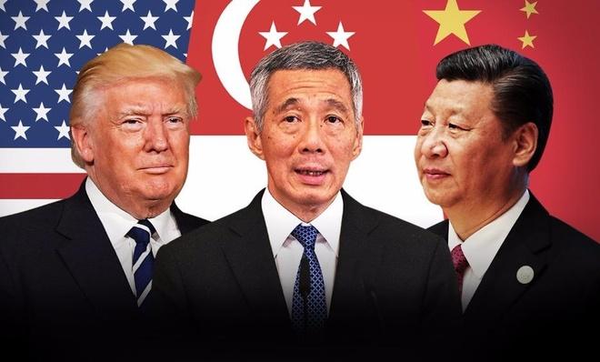Dai bang, rong va su tu: Tuong lai Singapore trong ky nguyen Trump hinh anh