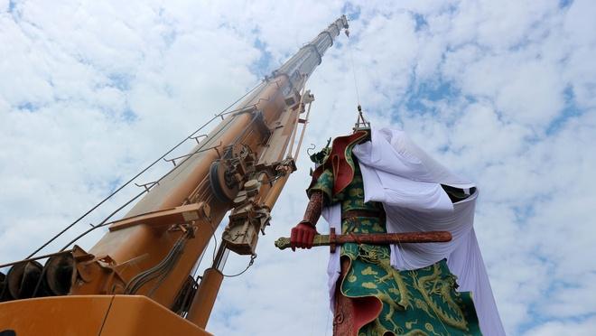 Tranh cai chuyen pha tuong Quan Vu khong lo o Indonesia hinh anh 1