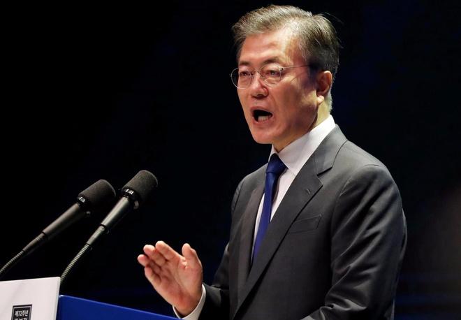 TT Han Quoc: Bat cu hanh dong quan su nao cung can su dong y cua Seoul hinh anh
