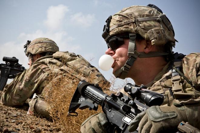 Muon mat cuoc chien Afghanistan: 16 nam va 3 doi tong thong My hinh anh