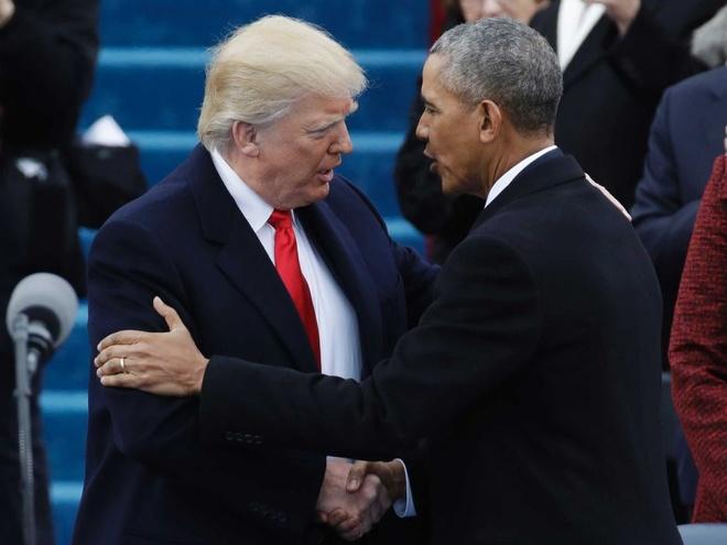 He lo buc thu dac biet TT Obama gui Trump luc roi Nha Trang hinh anh 1
