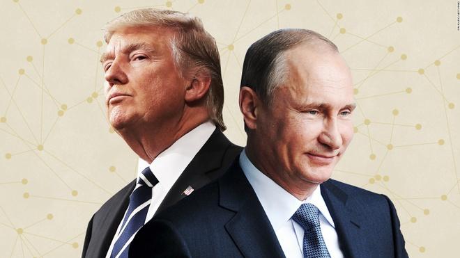 Putin: 'Trump khong phai co dau, toi khong phai chu re' hinh anh