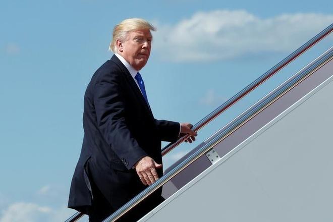 Tong thong Trump toi Viet Nam du Tuan le Cap cao APEC hinh anh