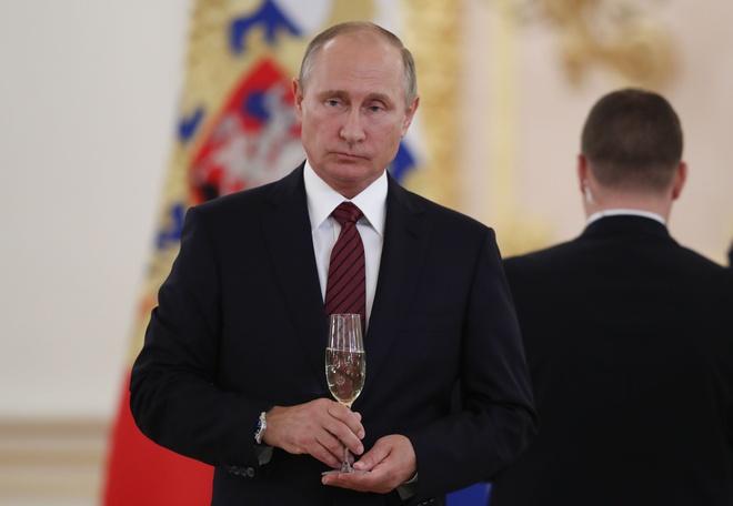 Putin chua quyet dinh co tai tranh cu hay khong nam toi hinh anh