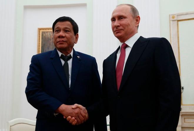 Nga tang 5.000 sung truong Kalashnikov cho Philippines hinh anh