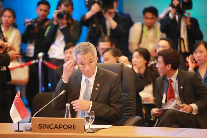 Lanh dao ASEAN: Bien Dong da lang song hon hinh anh 1