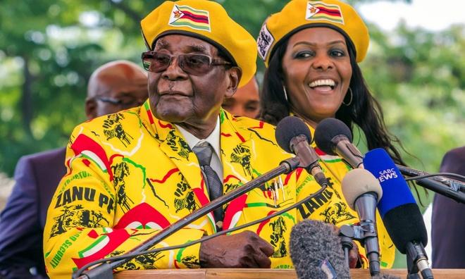 Quan doi ap sat thu do, bat bo truong Zimbabwe giua tin don dao chinh hinh anh 2