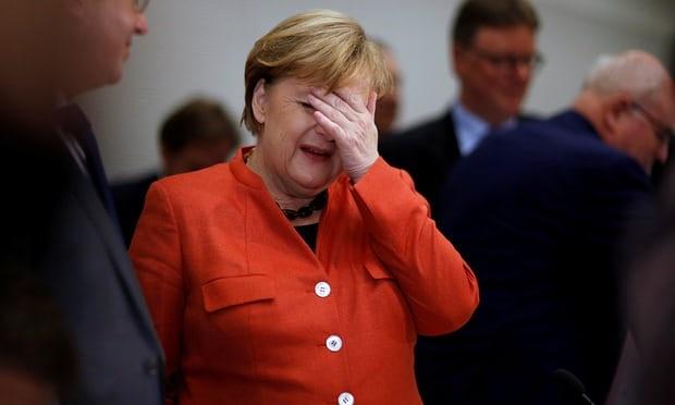 Merkel doi mat thu thach nghiem trong nhat sau 12 nam cam quyen hinh anh