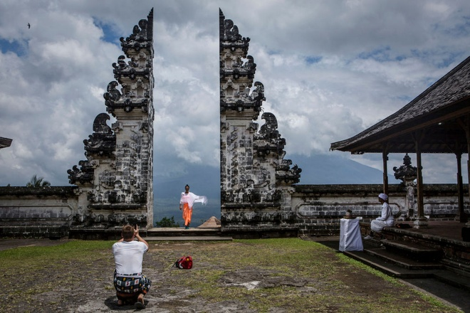 Du khach Viet o Bali: 'Chay 13 tieng de thoat khoi noi nui lua phun' hinh anh 3