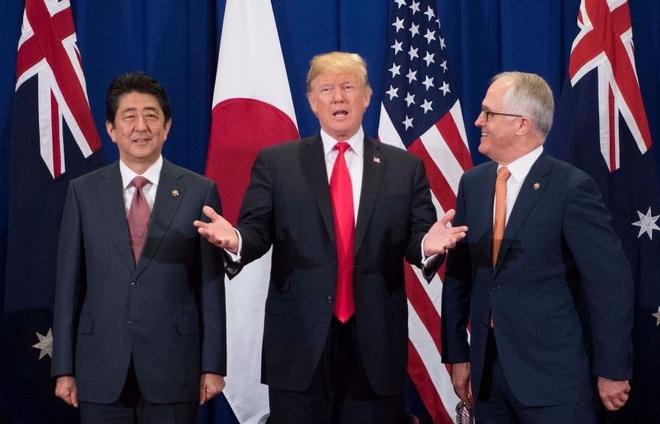 Tu giac Kim cuong: 'NATO cua chau A' va su troi day cua Trung Quoc hinh anh