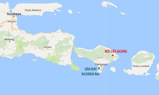 Du khach Viet o Bali: 'Chay 13 tieng de thoat khoi noi nui lua phun' hinh anh 2