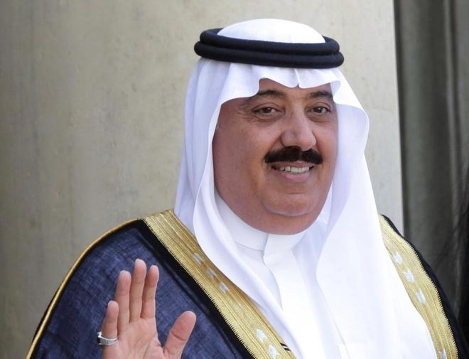 Hoang tu Saudi Arabia tra 1 ty USD de thoat toi tham nhung hinh anh