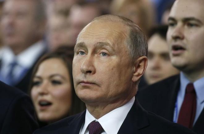 Tranh cu, Tong thong Putin tuyen bo se hien dai hoa nuoc Nga hinh anh