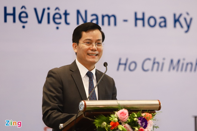 'Chat chien luoc thuc day quan he Viet My trong bat cu hoan canh nao' hinh anh