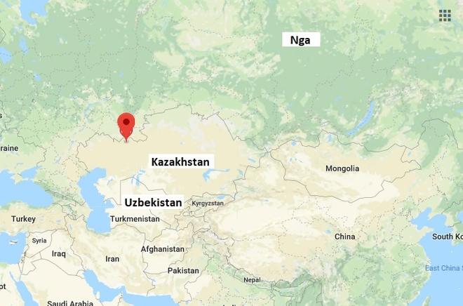 Chay xe buyt o Kazakhstan, 52 nguoi thiet mang hinh anh 1