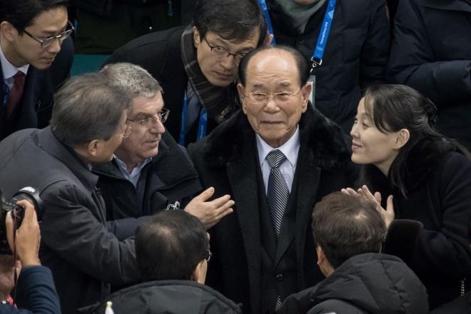 Ngon ngu co the cua em gai Kim Jong Un qua mat nguoi Han Quoc hinh anh 2