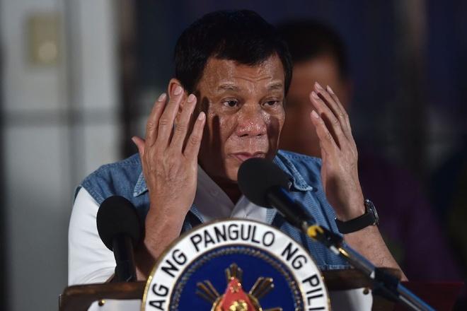 Tinh bao My goi TT Duterte la 'moi nguy cho dan chu' hinh anh 1