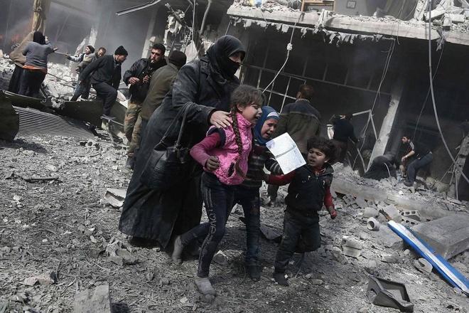 2 ngay, 250 nguoi chet o Syria, UNICEF 'khong con gi de noi' hinh anh 1