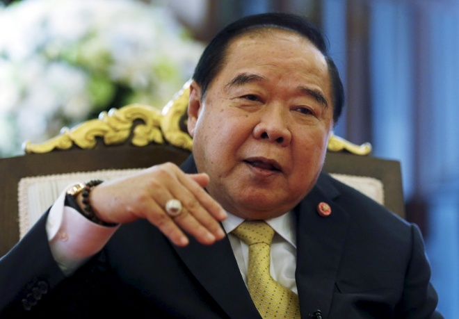 Be boi 'Tuong Rolex': Dan Thai met moi voi chinh quyen quan su hinh anh