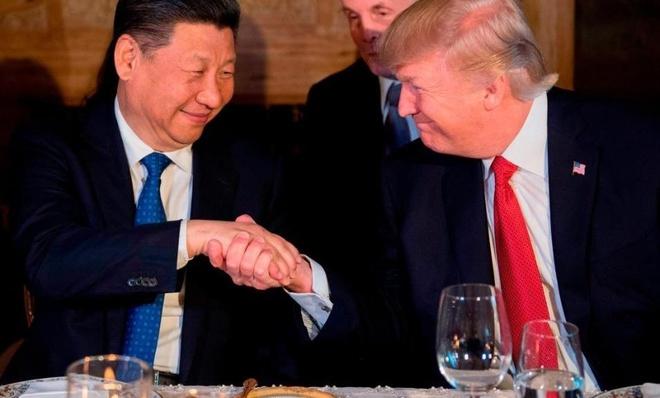 Trump ca ngoi Tap bo gioi han nhiem ky, muon My lam tuong tu hinh anh
