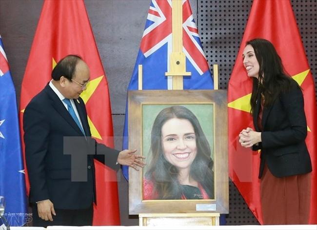 Thu tuong Ardern: VN-New Zealand con nhieu tiem nang de hop tac hinh anh 2