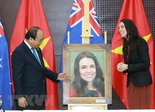 Quan he Viet Nam - New Zealand ngay cang di vao thuc chat hinh anh