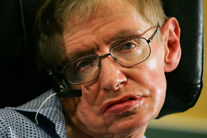 Nha vat ly thien tai Stephen Hawking qua doi o tuoi 76 hinh anh 1